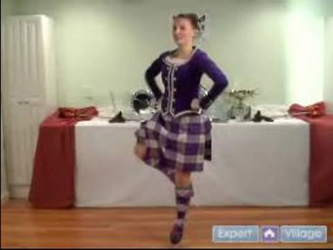 How to dance the Scottish Highland : Fling Performance in Scottish Highland Dancing