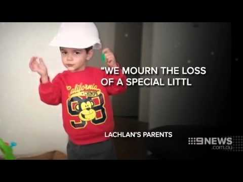 Tears for Lachlan | 9 News Perth