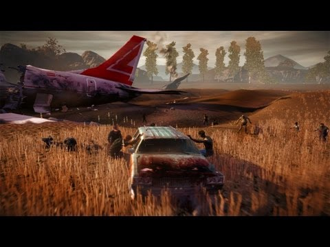 PAX OPEN WORLD ZOMBIE SURVIVAL!?! STATE OF DECAY (Xbox 360/XBLA) - PAX #3
