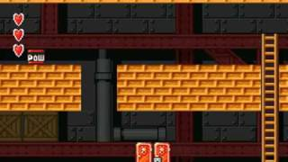 Super Mario Bros.2 (SNES) World 3