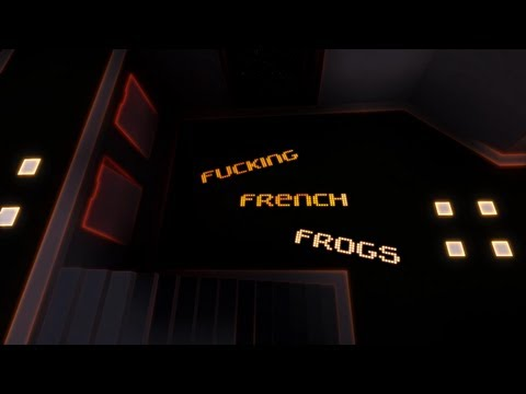 Q3: FFF - Fucking French Frogs
