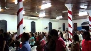 NIVER DA IGREJA BATISTA MONTE MORIA MINISTERIO DE LOUVOR TE AGRADEÇO