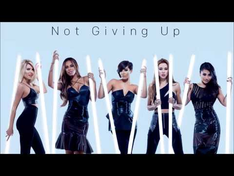 The Saturdays - Not Giving Up (Cahill Radio Edit)