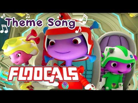 Floogals, Kids Songs: Floogals Theme Song | Universal Kids