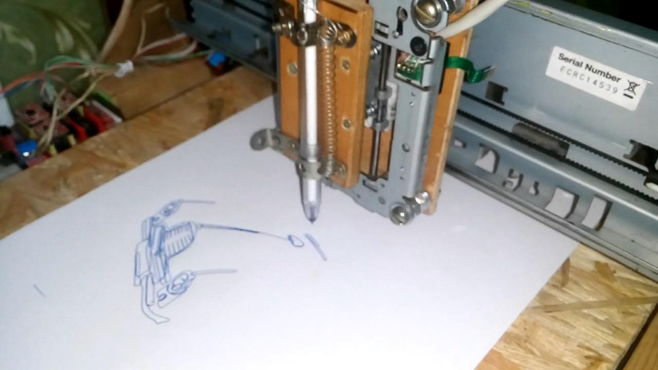 Из принтера своими руками 1