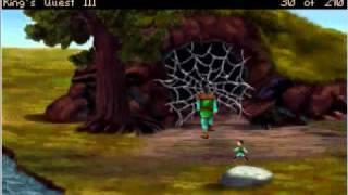 Ways to Die King's Quest 3 Remake Part 1