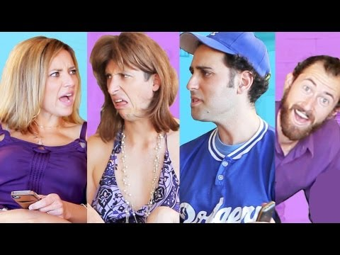Booty Call {The Kloons + Christine Lakin}