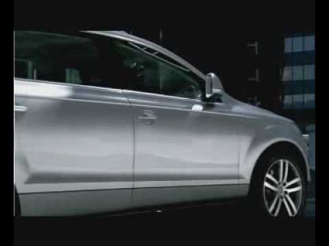Car Ads : Audi Q7 international ad
