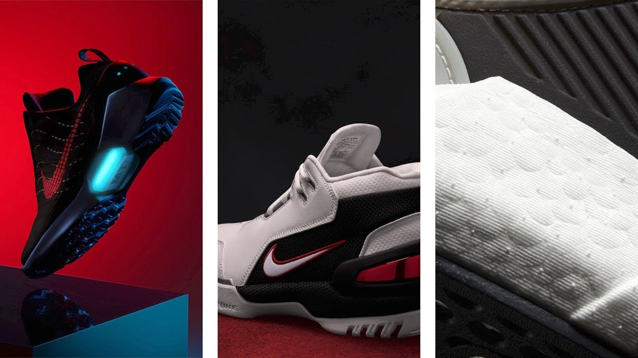 LEBRON's  First Sneaker, NEW Hyperadapt 1.0, adidas BOOST EQT and more on Heat Check