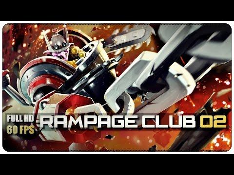 DOTA 2  Rampage Club  EP02