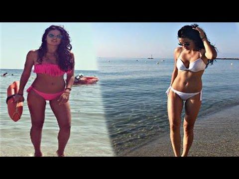 DJ Wale Babu Girl Natasa Stankovic Hot Bikini Pics Enjoying Vacation in Greece