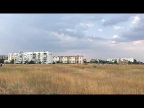 Мирный Поповка Казантип Евпатория 2016 Крым погода в Крыму