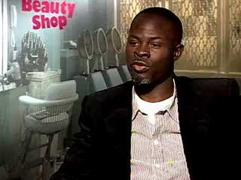Djimon Hounsou Interview Video