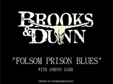 Brooks & Dunn - Folsom Prison Blues