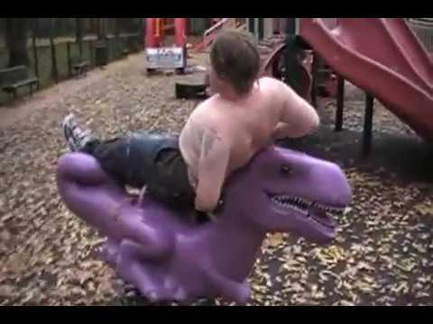 Hysterical Vid of Overweight Teens Dancing at a Park- Pretty Funny