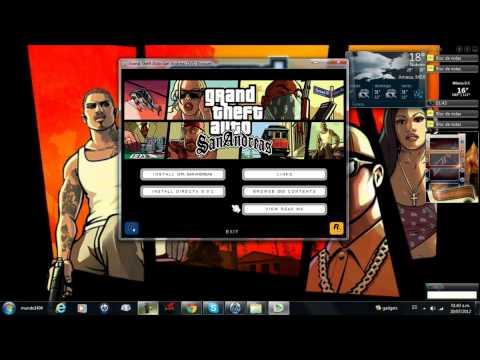 Como descargar GTA San Andreas PC full con uTorrent y DAEMON Tools