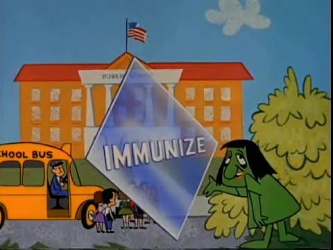 Emmy Immunity [Seven PSAs] (South Carolina State Board of Health, 1964)