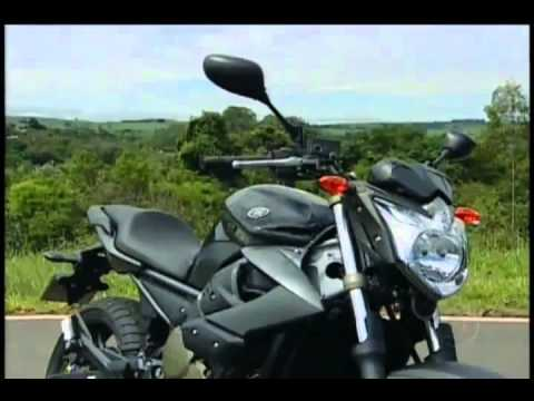 01/11 Auto Esporte - Honda CB 600 & Yamaha XJ6
