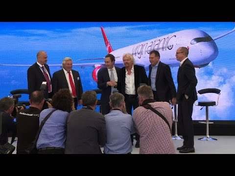 Virgin Atlantic orders 12 Airbus A350-1000s worth $4.4bn