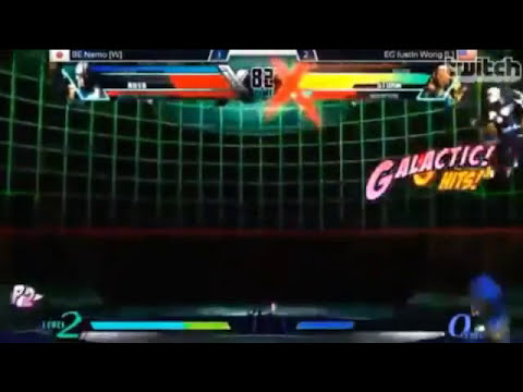 IGT 2014 - BE.Nemo vs. EG.Justin Wong - UMvC3 Grand Final