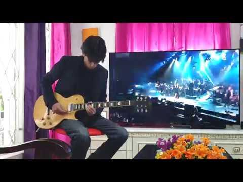 Anggun - Cesse La Pluie (Orchestra version, with my added rhythm guitar)