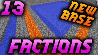 "Minecraft COSMIC Faction: Episode 13 ""STARTING A NEW BASE!!"" w/ MrWoofless"