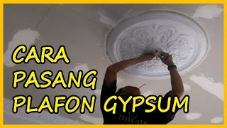Download Lagu The easy way to install Gypsum Ceiling Gratis STAFABAND