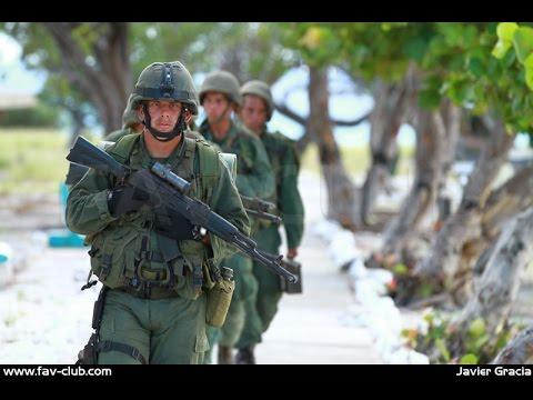 Fuerza Armada de Venezuela 2014 HD