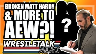 CM Punk Altercation?! Broken Matt Hardy & MORE To AEW?! | WrestleTalk News Aug. 2019