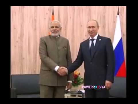 India–Russia relations 2014