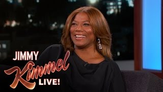 Queen Latifah on Her Early Touring Days