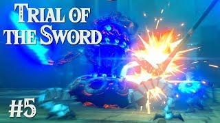 GUARDIAN GAUNTLET: Zelda BotW Trial of the Sword #5