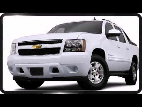 2011 Chevrolet Avalanche 1500 Video
