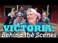 Behind the Scenes - Victoria, TX - The Daytripper