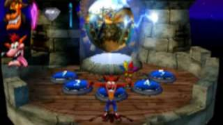 Crash Bandicoot 3 (part 1)