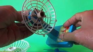 Mini fan propeller DIY