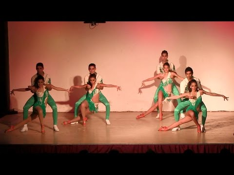 Pura Candela ~ Comadreja Bachata Congress 2016