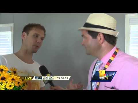 InfieldFest headliner Armin van Buuren ready for Preakness