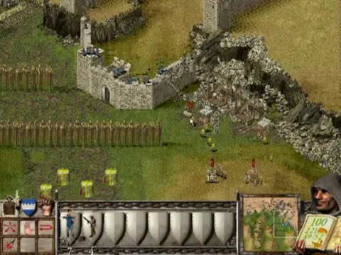 Gornys Oldgames #5: Stronghold