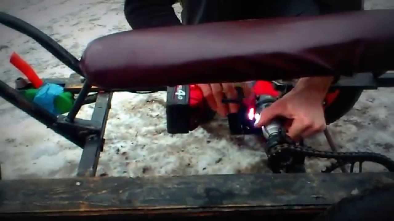 Переделка детского электромобиля своими руками