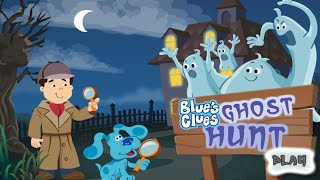 Blues Clues Ghost Hunt - English Full Episode Game
