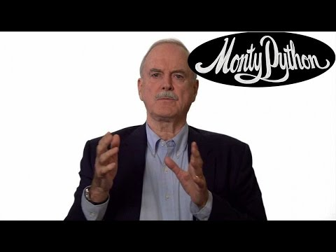 John Cleese Considers Your Futile Comments - Monty Python