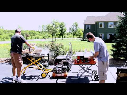 PowerStroke Powerstroke 5000 Watt 389cc Portable Generator - Review