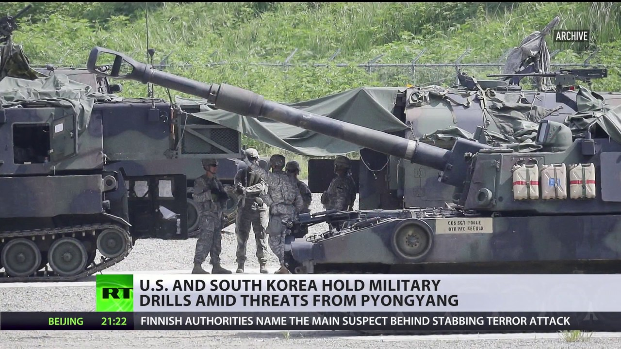 US-South Korea military drills could lead to uncontrollable phase of nuclear war - Pyongyang