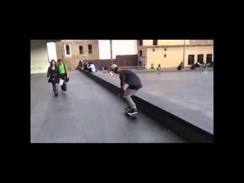 Marek Zaprazny in Barcelona