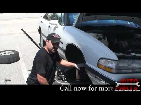 1995 Buick LeSabre Brake Pad Repair