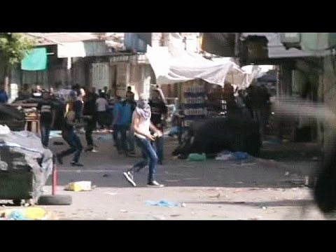 Clashes in West Bank and Jerusalem over al Aqsa mosque access