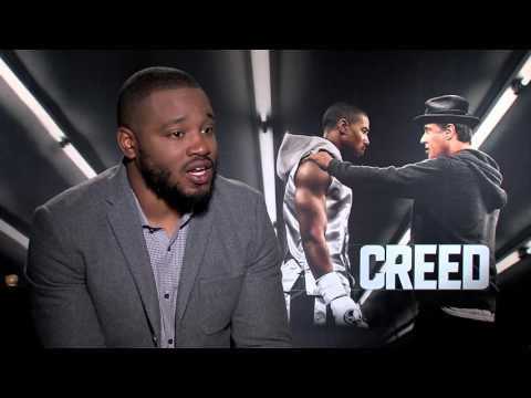Creed: Director Ryan Coogler Official Movie Interview