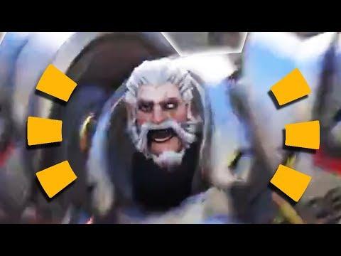 Overwatch - Reinhardt New Uprising Skin? (Possible Classic Skin Modified?)