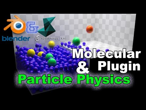 Advanced Molecular & Particle Physics Simulations